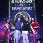 Tetsuya Tsuchikawa crowned APT Player of the Year 2017