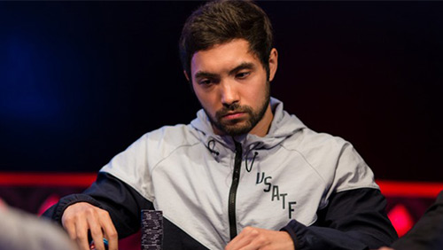 Timothy Adams wins 2nd title of 2017, PokerStars Casino crowns 7th millionaire