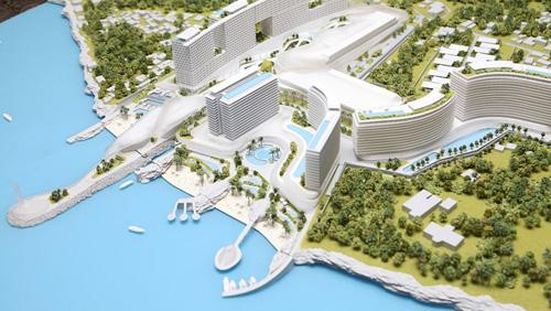 Udenna studies IPO, backdoor listing of $341M Cebu casino