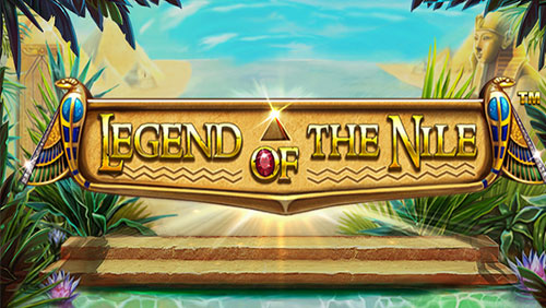 Walk with the Gods in Betsoft's LEGEND OF THE NILE