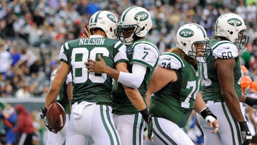 Week 14 NFL Slate Includes Jets as Road Favorites Against Broncos