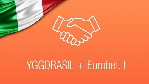 Yggdrasil secures Italy Eurobet.it deal