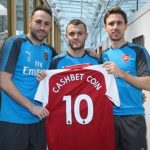 Arsenal Football Club signs world-first cryptocurrency partnership with CashBet Coin