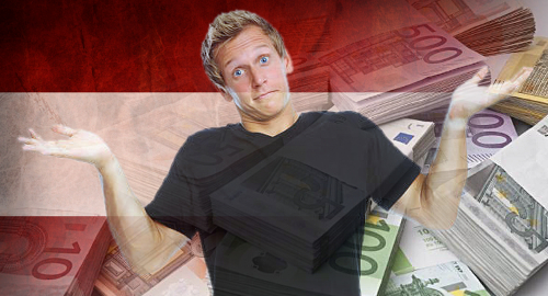 Austria earns €155m from online gambling sites it won't license