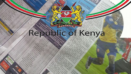 Betting firms in Kenya appeal for a tax dialogue