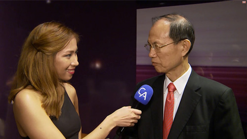 Steve Hsieh: Gambling is part of the Chinese culture