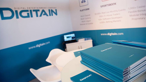 Digitain set to showcase full suite at ICE