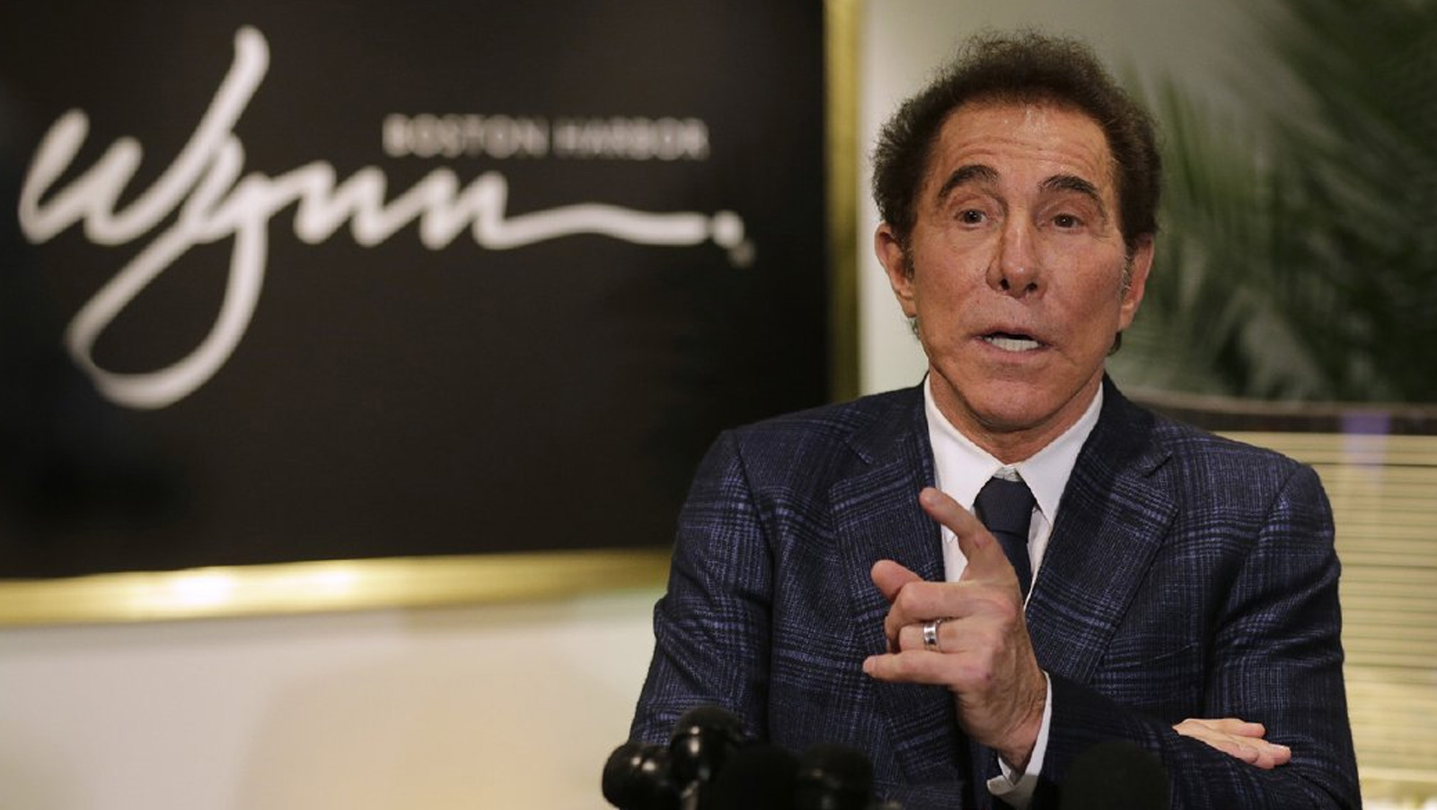 Don't Look For a Wynn Bounce After Sex Allegations