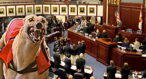 Florida kicks off two months of gambling legislative squabbling