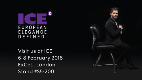 Gary Platt Brings New Definition to European Elegance at ICE 2018