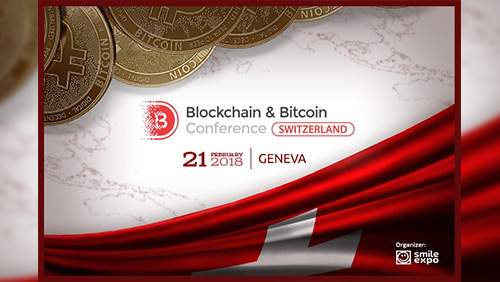 Geneva Switzerland will host Blockchain & Bitcoin Conference for the first time
