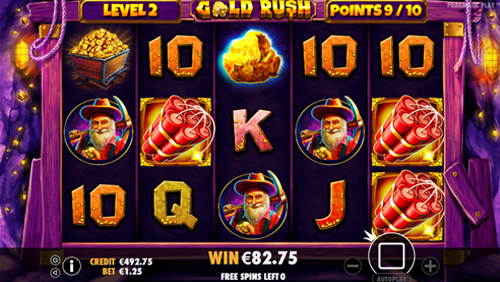 JOIN THE GOLD RUSH IN PRAGMATIC PLAY'S NEW VIDEO SLOT