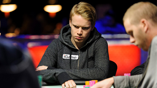Joni Jouhkimainen joins partypoker; €50k SHR added to MILLIONS Germany