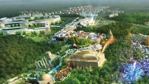 Landing International puts off Jeju Shinhwa World casino opening