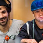 Mercier & Ramos follow Selbst out of the door marked 'PokerStars'