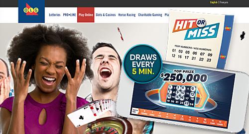 Online Lottery Ontario