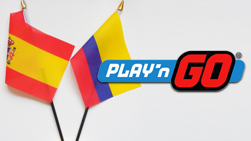 Play'n GO's games now certified in Spain and Colombia