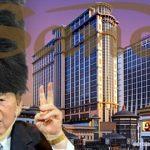 Las Vegas Sands Macau mass market win best since 2014