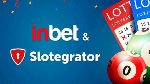 Slotegrator has partnered with InBet Games
