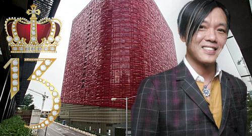 Stephen Hung abandons floundering Macau hotel project