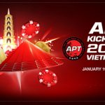 Three billion guaranteed main event prize pool at APT Kickoff Vietnam 2018