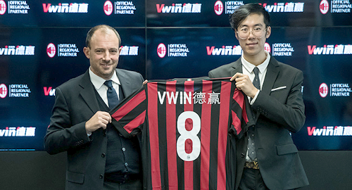 vwin-ac-milan-regional-partner-online-betting