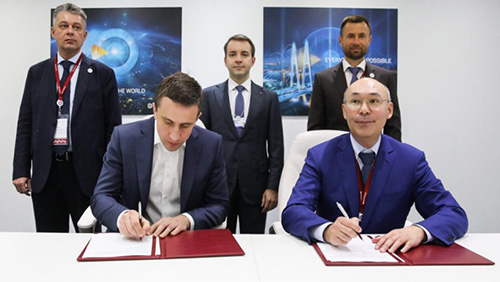 Waves establishes strategic partnership with International Financial Center Astana