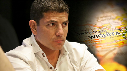 Wichita illegal gambling sting ends; Brandon Steven cleared of any involvement