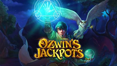 Yggdrasil releases spellbinding Ozwin's Jackpots slot
