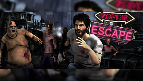 """Zombie Escape VR"" to be revealed by Join Games at ICE 2018 on Stand N4-320"