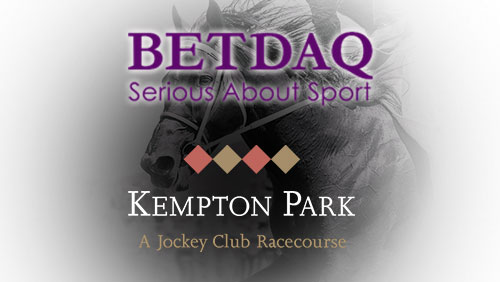 BETDAQ to sponsor major Kempton Park fixture