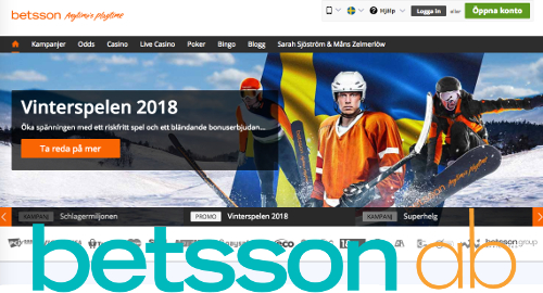 Betsson vows overhaul to reverse earnings slide