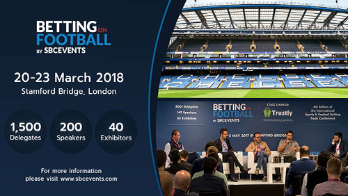 Betting on Football brings record breaking speaker lineup to London