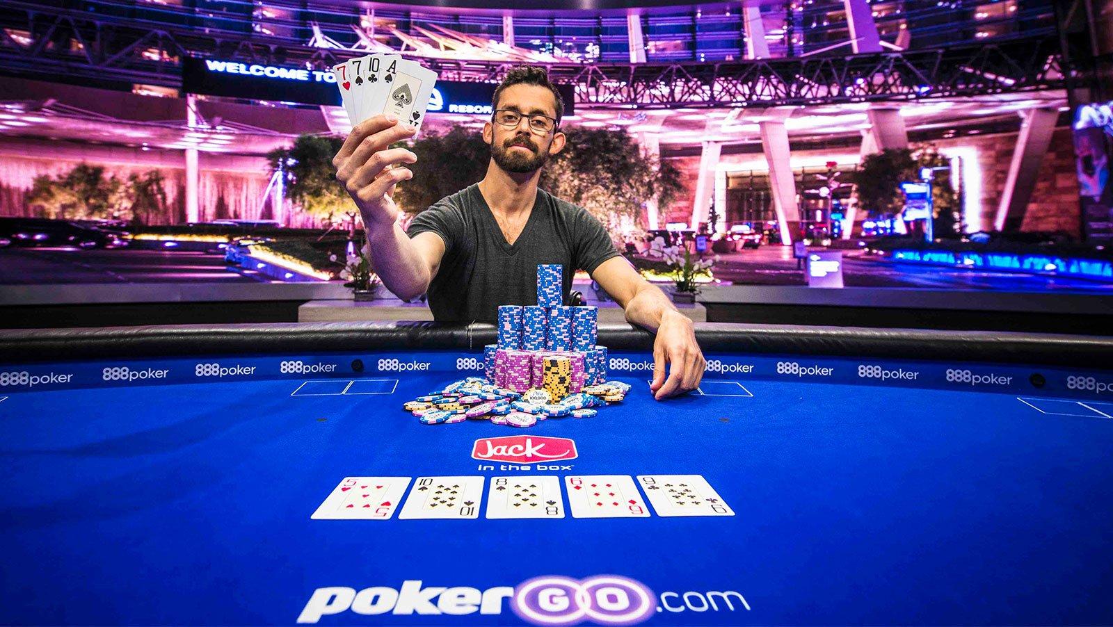 Bonomo and Gorodinsky bag US Open wins; Perkins wants Poker After Dark change