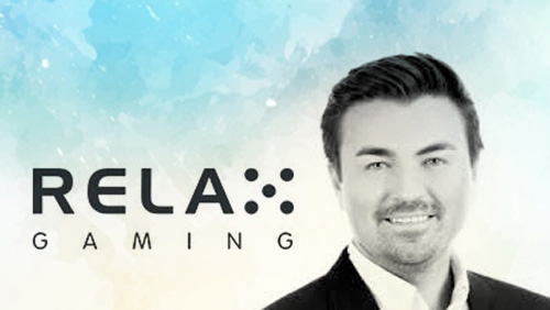 Daniel Eskola appointed Relax Gaming CEO