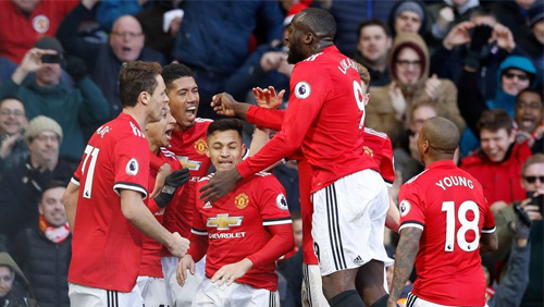 EPL Review Week 28: United beat Chelsea; Liverpool score four (again)