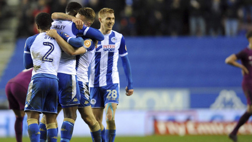 FA Cup 5th Rnd Round Up - Wigan do it again; the quadruple is over for City