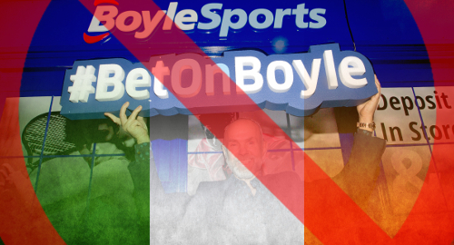 Ireland's top amateur sports body bans all betting sponsorship
