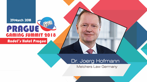 Gambling in Czech Republic, Slovakia, Slovenia and Austria, moderated by Dr. Joerg Hofmann at Prague Gaming Summit 2018