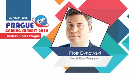The gambling market of Poland in focus with Piotr Dynowski (Bird & Bird) at Prague Gaming Summit 2018