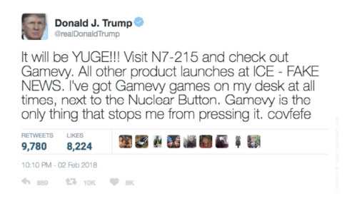 Gamevy pulls out its trump card: so much winning!