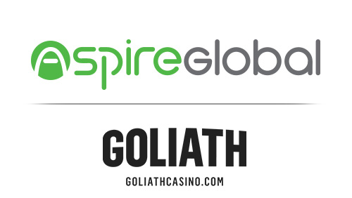 Goliath casino goes live on Aspire Global's platform