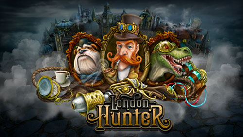 Habanero unleashes new London Hunter slot