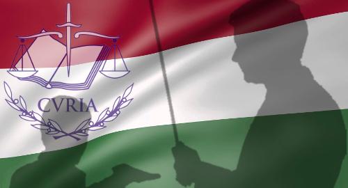 EU court spanks Hungary's online gambling laws … again