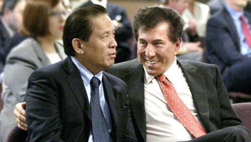 Kazuo Okada gets approval to pursue legal claims vs. Wynn Resorts Board