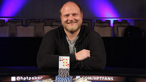 Keven Stammen picks up first WSOP gold ring