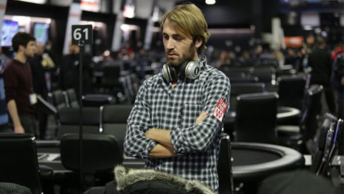 Life does exist after poker, and Ludovic Lacay found his