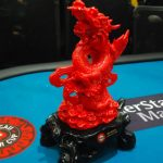 Macau Poker Cup Red Dragon Main Event reaches halfway mark