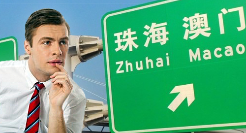 Macau casinos ponder meaning of China's transit visa price hike