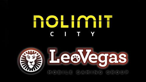 Nolimit City enters the lion's den with LeoVegas roll-out!